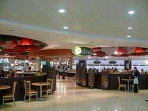 RE FAHD, ARABIA SAUDITA - DESEMBER 19, 2008 DI DAMMAM: Aeroporto fotografia stock