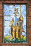 Re Ferdinand III della Castiglia, il san immagine stock libera da diritti