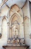 Re Matthias, Szekesfehervar, Ungheria Immagini Stock Libere da Diritti
