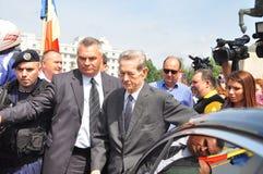 Re Mihai I della Romania (8) Fotografia Stock Libera da Diritti