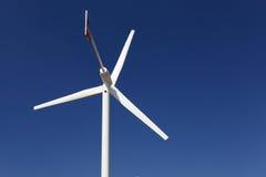 Re-Neawble Energie - de Turbine van de Wind Stock Foto's