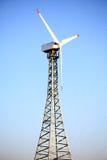 Re-neawble Energie - Wind-Turbine Stockbild