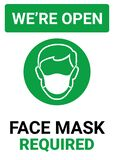 Please wear a face mask and keep your distance to protect from Covid-19