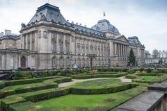 Re Palace a Bruxelles Fotografia Stock Libera da Diritti