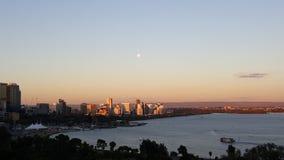 Re Park Perth fotografia stock libera da diritti