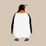 Re Penguin Royalty Illustrazione gratis