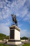 Re Rama V Equestrian Monument fotografia stock libera da diritti