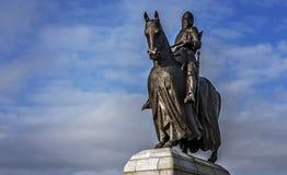 Re Robert The Bruce immagini stock libere da diritti