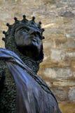 Re Sancho I dell'Aragona Fotografia Stock
