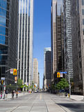 Re Street West Toronto Fotografie Stock