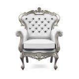 Re Throne Chair Immagini Stock Libere da Diritti