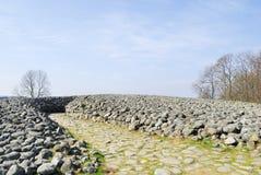 Re Tomb di Kivik immagini stock libere da diritti