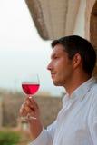 Re wine Stock Image
