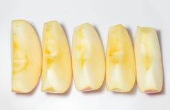 Rea-Apfel Lizenzfreies Stockfoto