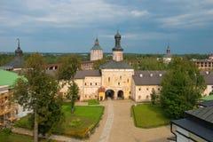 Área central de HolyThe del monasterio Imágenes de archivo libres de regalías