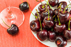 Rea Cherries stockfotos
