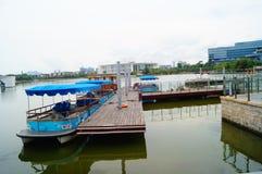Área de Shenzhen Huan Le Hai An Tourism Scenic Fotografía de archivo libre de regalías
