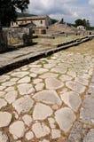 Área do sepino da arqueologia Foto de Stock Royalty Free