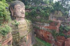 ?rea esc?nica del Monte Emei, incluyendo el ?rea esc?nica magn?fica de Leshan Buda fotografía de archivo libre de regalías