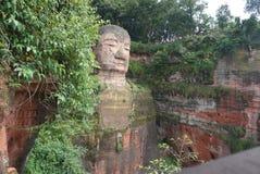?rea esc?nica del Monte Emei, incluyendo el ?rea esc?nica magn?fica de Leshan Buda foto de archivo libre de regalías