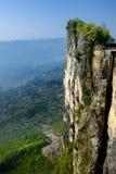 Área escénica del barranco de China Fotografía de archivo libre de regalías