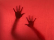 Reach out - emancipation, help, need concept. Ghostly hands reach to the camera stock photos