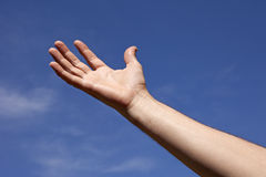 Reach for the sky Stock Images