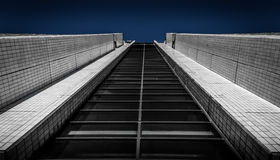Reaching high. The tallest building in Kouvola, Finland. Office building Royalty Free Stock Image