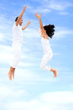 Reaching the sky Stock Photography