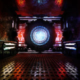 Reactor Energy Chamber Royalty Free Stock Images