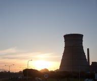 Reactor nuclear Foto de archivo