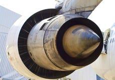 Reactor plane Stock Image