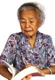 Read Book Stock Photo