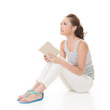 Read a book Royalty Free Stock Image