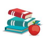 read books design Stock Images