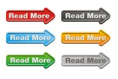 Read more - arrow buttons Royalty Free Stock Photography