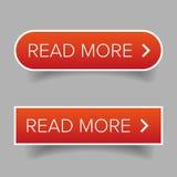 Read more button vector Royalty Free Stock Photos