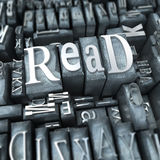 Read Stock Image