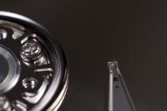 Read-write головка жесткия диска Стоковое Изображение