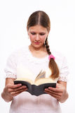 The reader Stock Images
