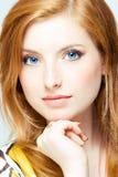 Readhead portrait Stock Photography