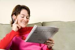 Reading Royalty Free Stock Photos
