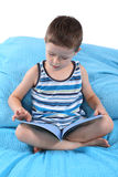 Reading book Royalty Free Stock Photo