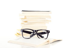 Reading books in spare time Royalty Free Stock Photography