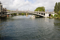 Reading Bridge, Berkshire Royalty Free Stock Images