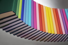 Reading colors your life! V1 Stock Photography