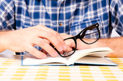 Reading concept Stock Photography