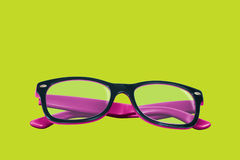 Reading eyeglasses Stock Image