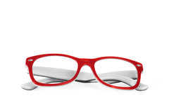 Reading eyeglasses Royalty Free Stock Photo