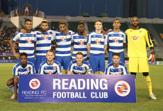 Reading football club Royalty Free Stock Photography